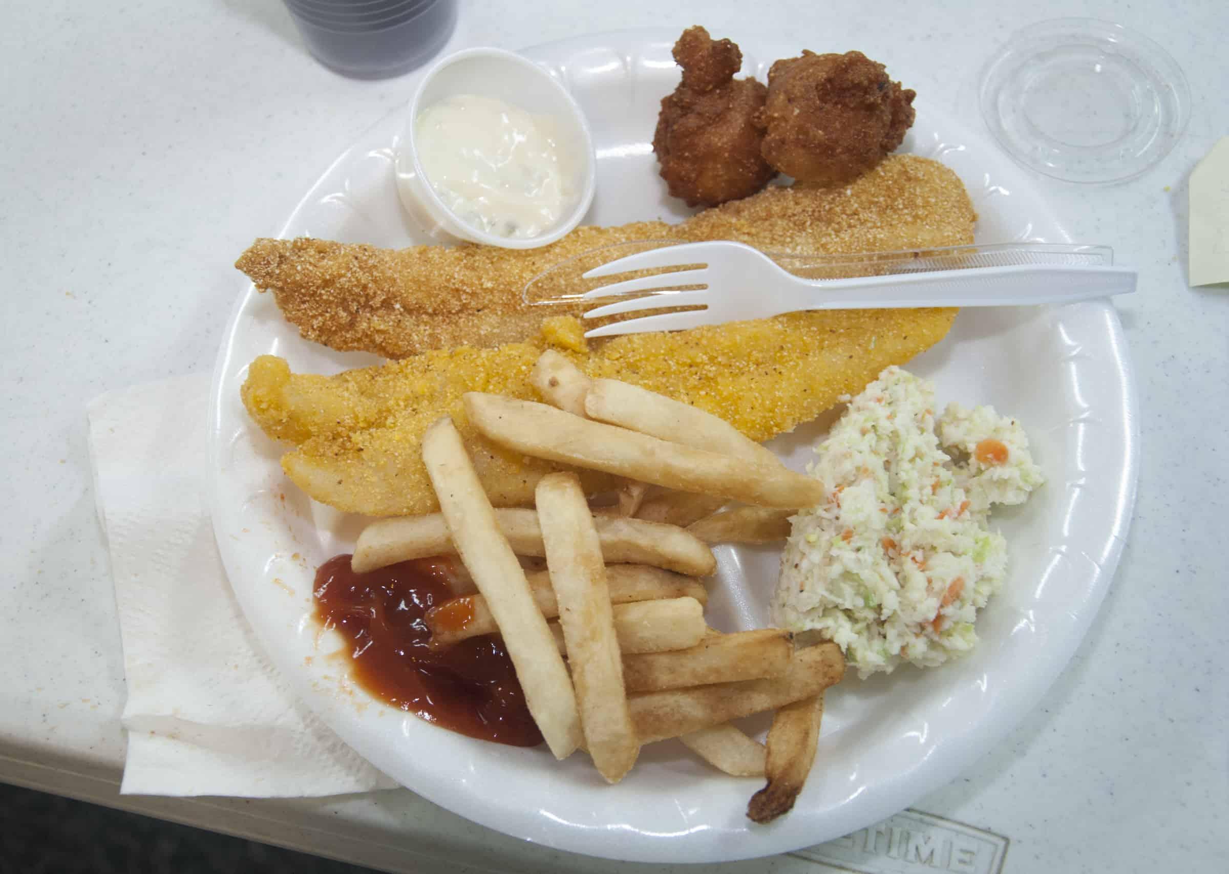 Parishes plan COVID-safe Lenten fish fries