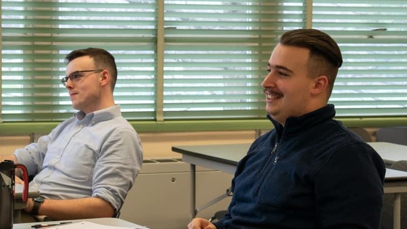 Aquinas students take leadership roles with University Catholic