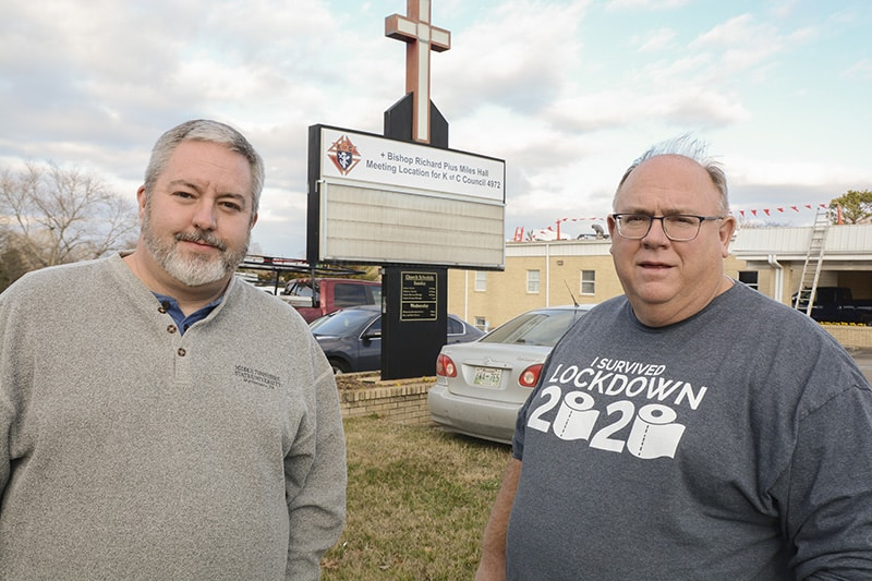 Donelson Knights of Columbus convert former church into new hall