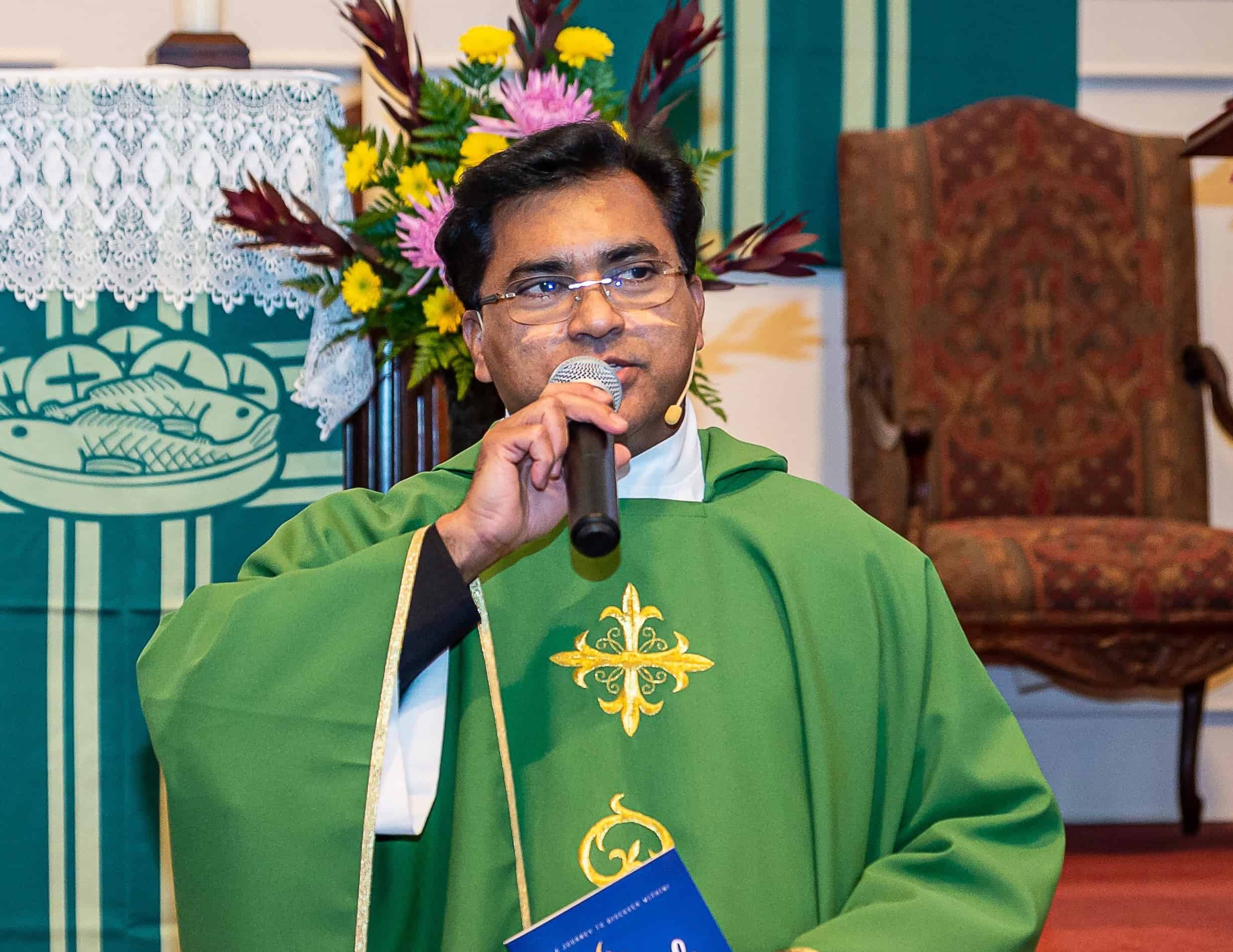 Former pastor in Diocese of Nashville publishes new book