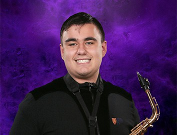 Father Ryan marching band member named to WGI Future Leaders Program