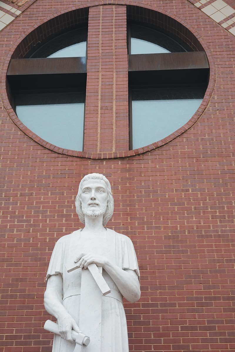 St. Joseph: an ordinary man given an extraordinary mission