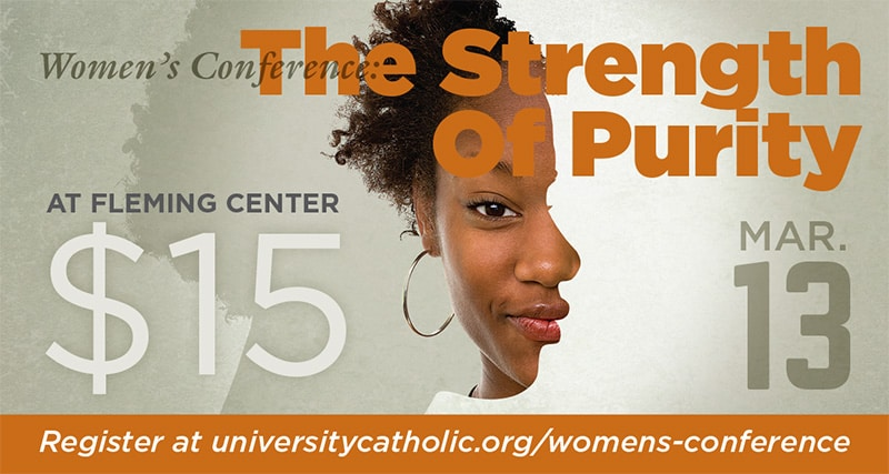 UCat sponsors women's conference on March 13