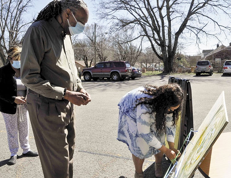 A year after deadly tornadoes, rebuilding and healing continues