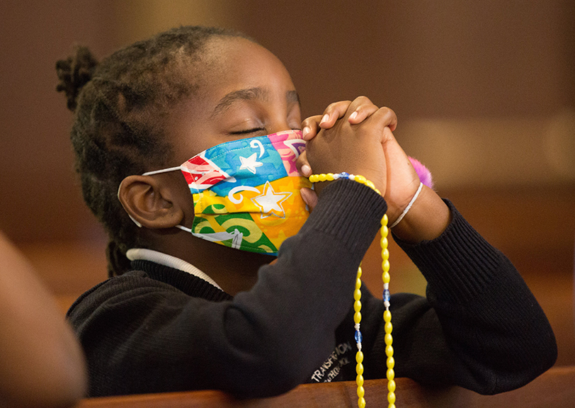 Read more about the article Pope calls for monthlong global prayer marathon for end of pandemic