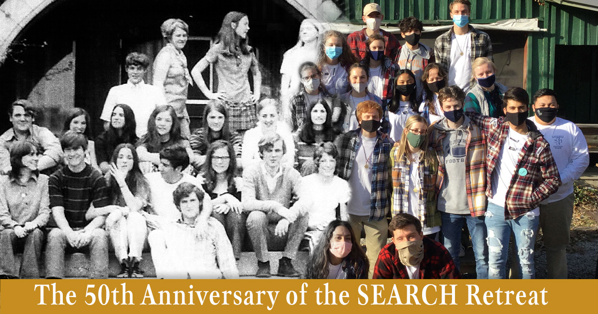 Read more about the article SEARCH retreat to celebrate 50 years on April 25
