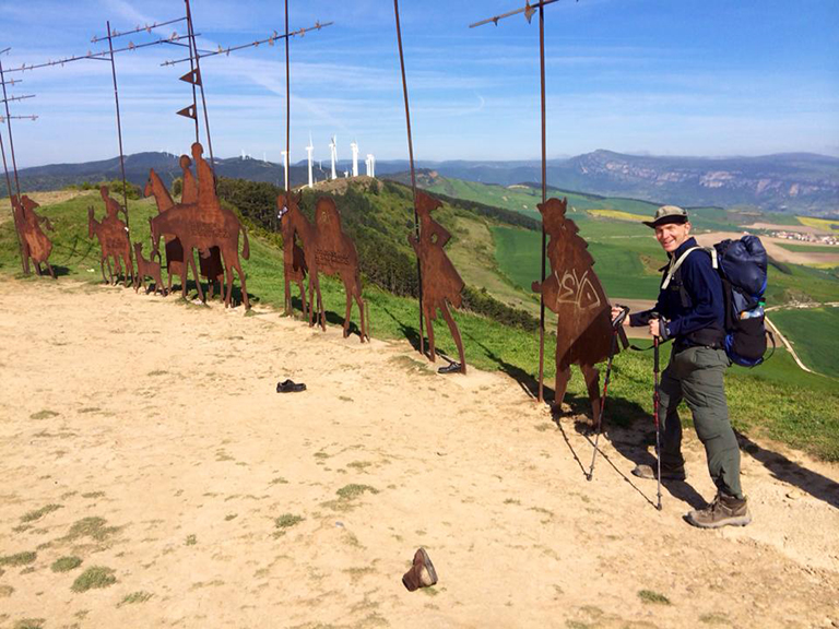 A modern app offers hope and help for the ancient Camino de Santiago