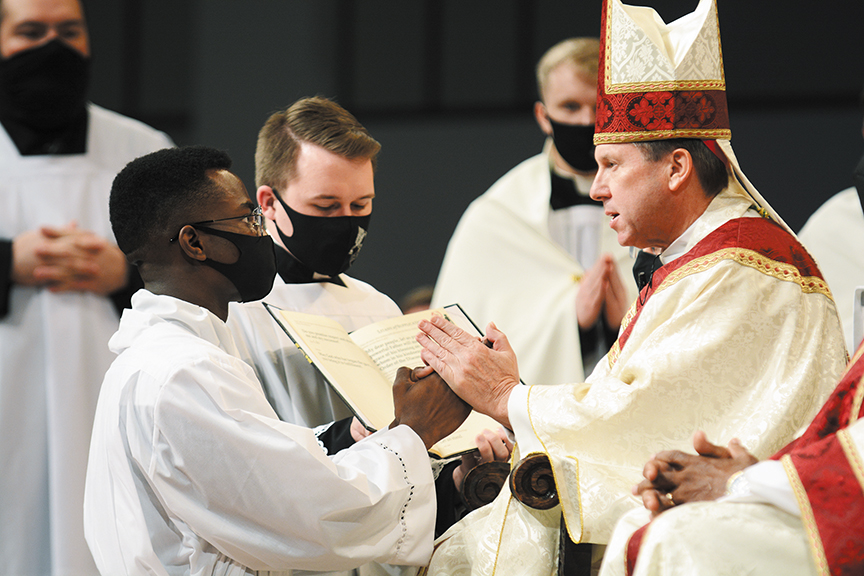 Seminarian Education Event will feature virtual tours of seminaries