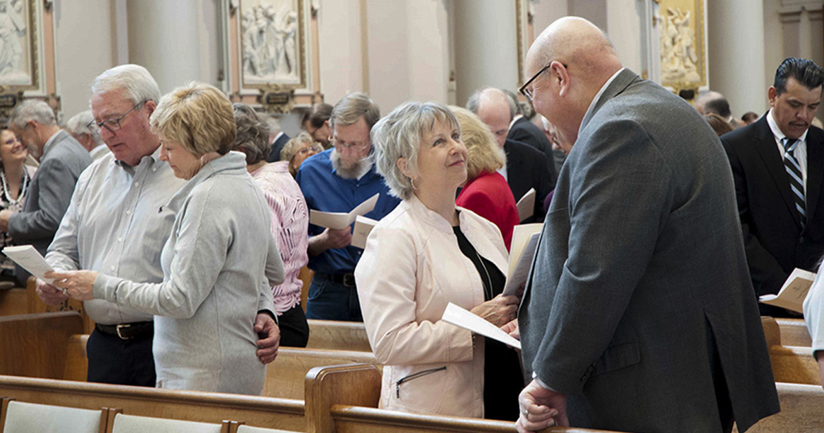 Read more about the article Couples celebrating jubilee wedding anniversaries invited to World Marriage Day Mass