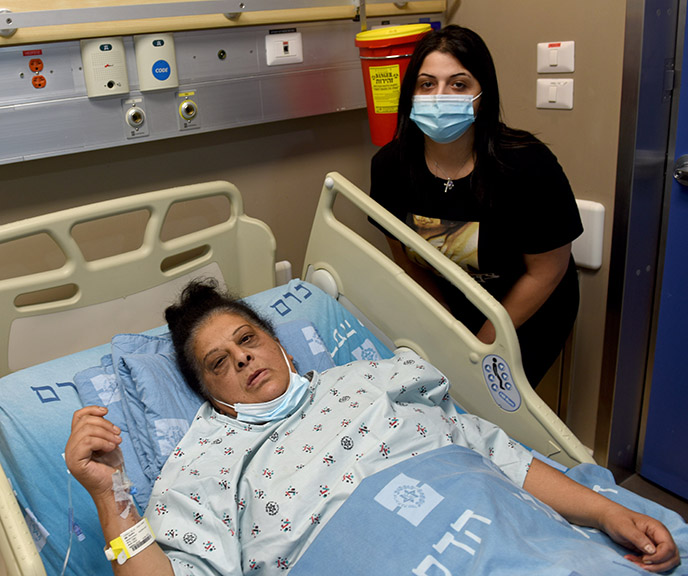 Read more about the article Catholic Palestinian gets kidney transplant from slain Jewish Israeli