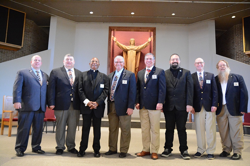 Read more about the article Tennessee Knights of Columbus elect a new leader