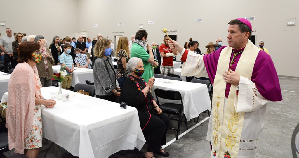 New Faith Formation Center will provide needed space for religious education program