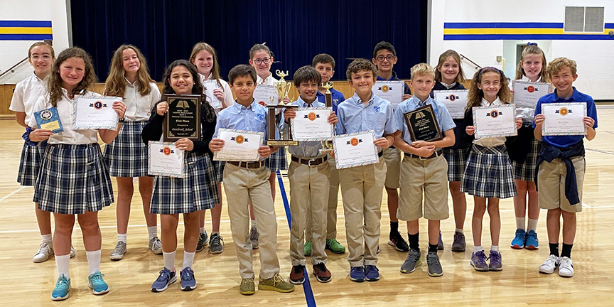 Read more about the article Overbrook math team, student win national competition