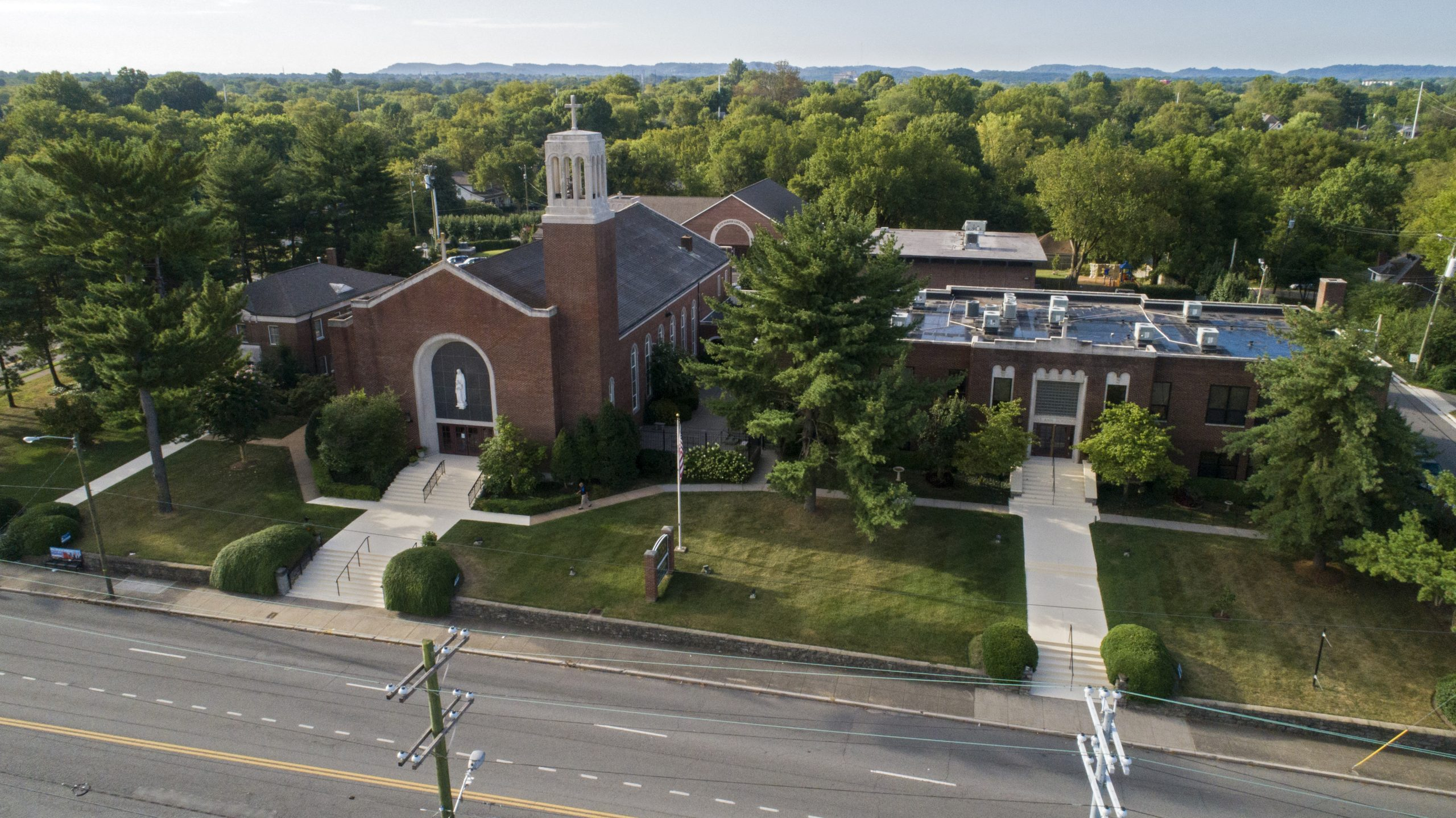 Read more about the article St. Ann to celebrate 100 years as Catholic beacon in West Nashville