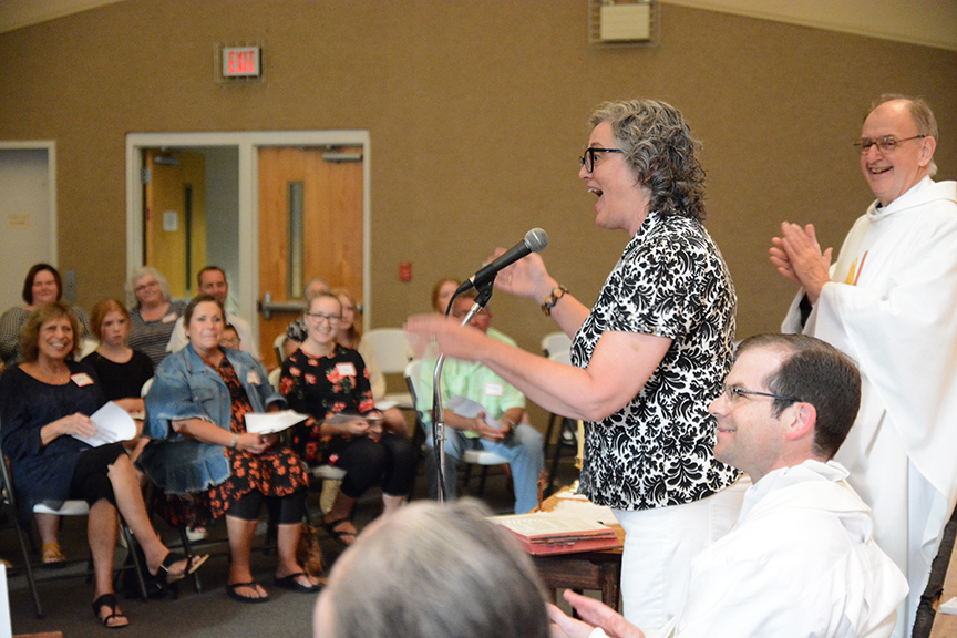 Read more about the article Photo Album: Community begins organizing a new parish in Smith County