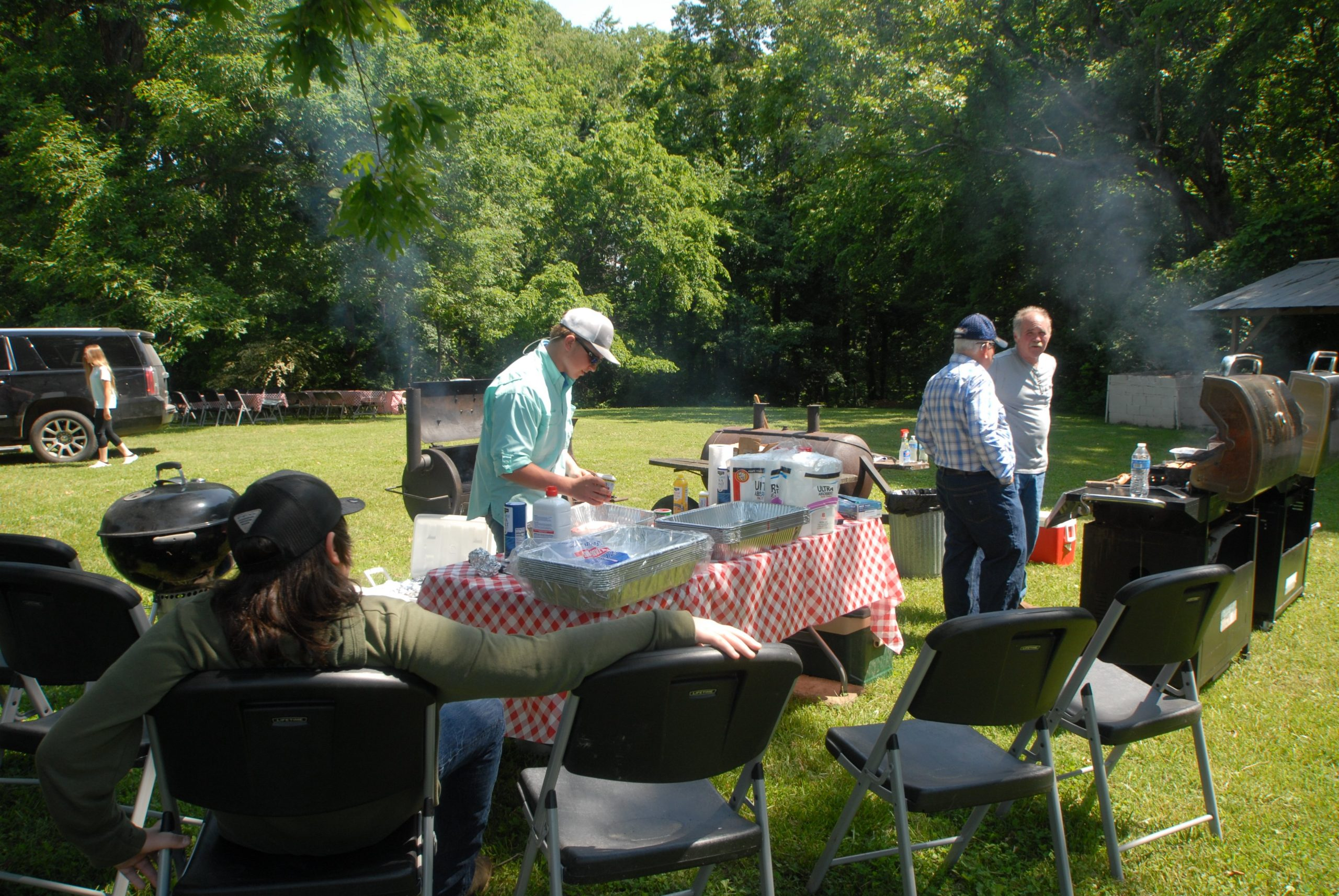 Read more about the article St. Elizabeth Ann Seton Parish gathers to celebrate past, present, future