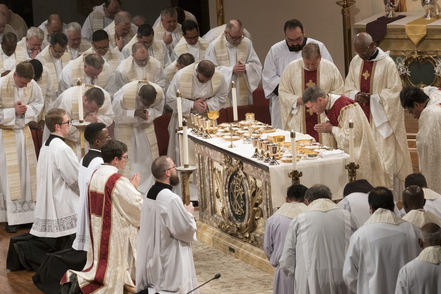 Read more about the article For Bishop Spalding, priesthood 'ultimately it's about Christ'