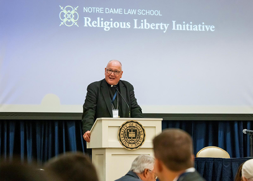 Read more about the article Cardinal Dolan: Religious freedom is an 'essential' human right