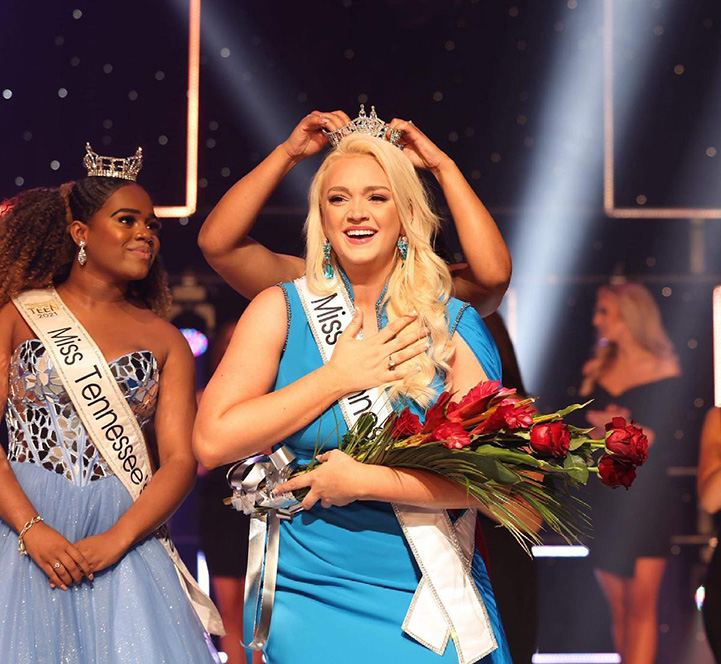 Read more about the article Pope Prep grad crowned Miss Tennessee