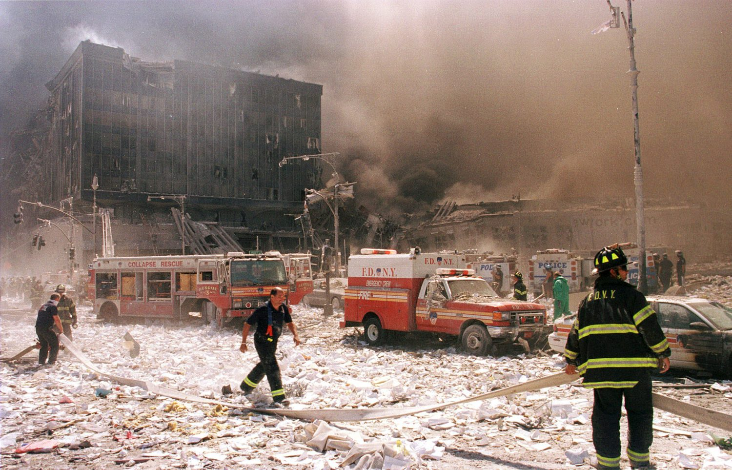 Read more about the article Sacrifices poured forth from 9/11