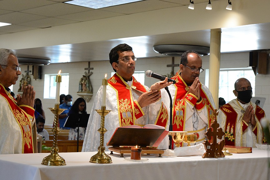 Read more about the article Syro-Malabar community celebrates 'joyous' day [Photo Gallery]