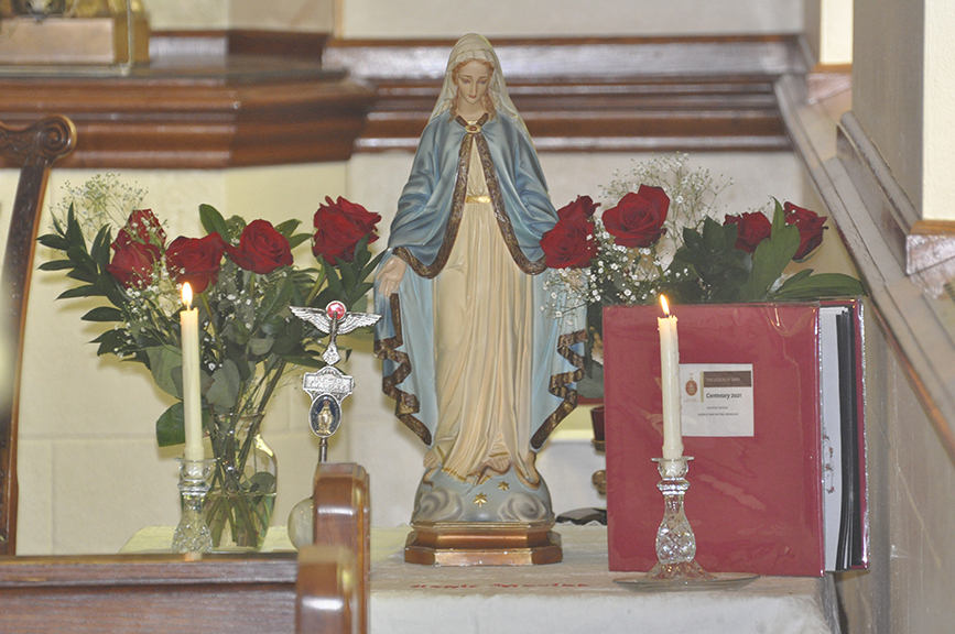 Read more about the article Legion of Mary celebrates 100th anniversary