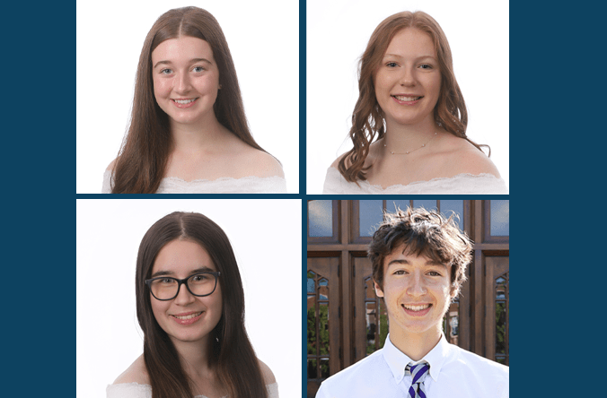 Read more about the article High school seniors named National Merit semifinalists