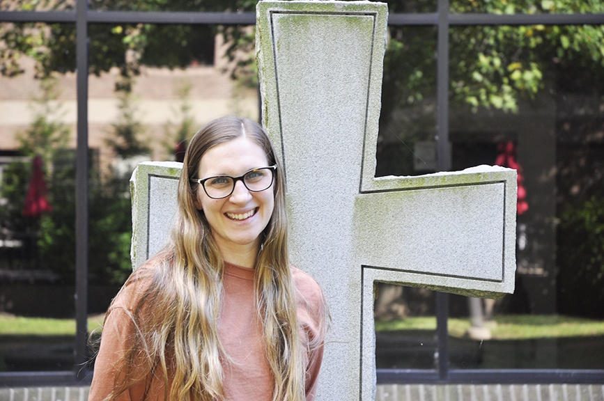 Read more about the article Office of Faith Formation welcomes new assistant director of youth, young adult ministry