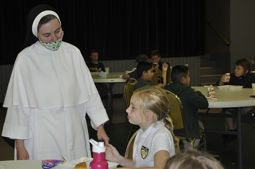 Read more about the article St. Patrick School welcomes Waverly students